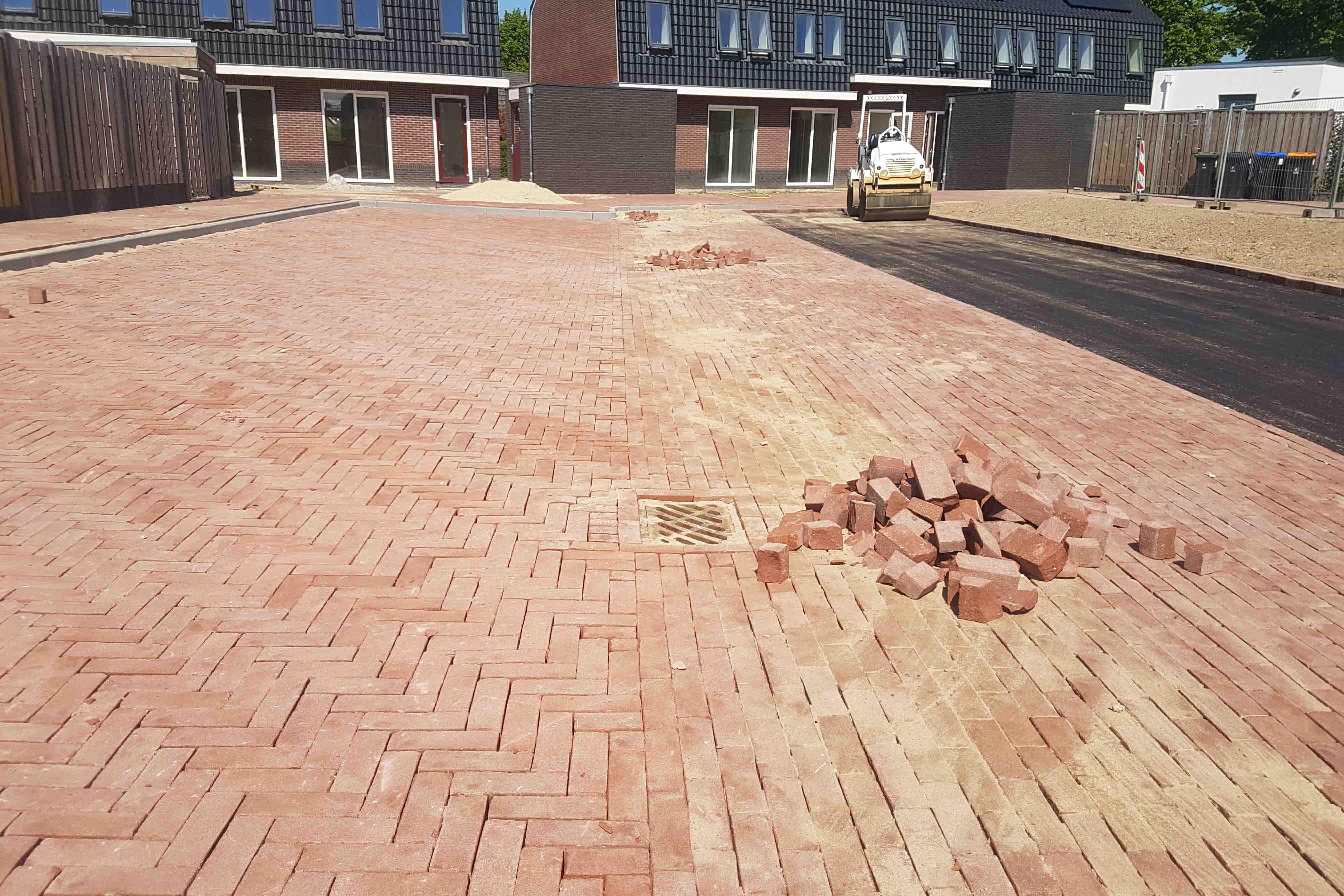 Eindproduct Dikformaat Parkeerplaats